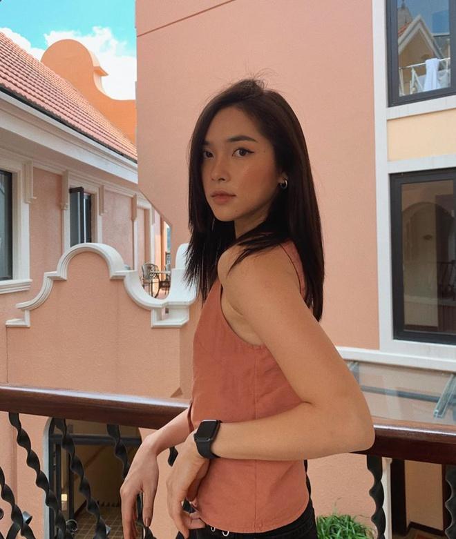 'Hot girl Wolrd cup' được chú ý ở Hoa hậu Việt Nam 2020 - Ảnh 8