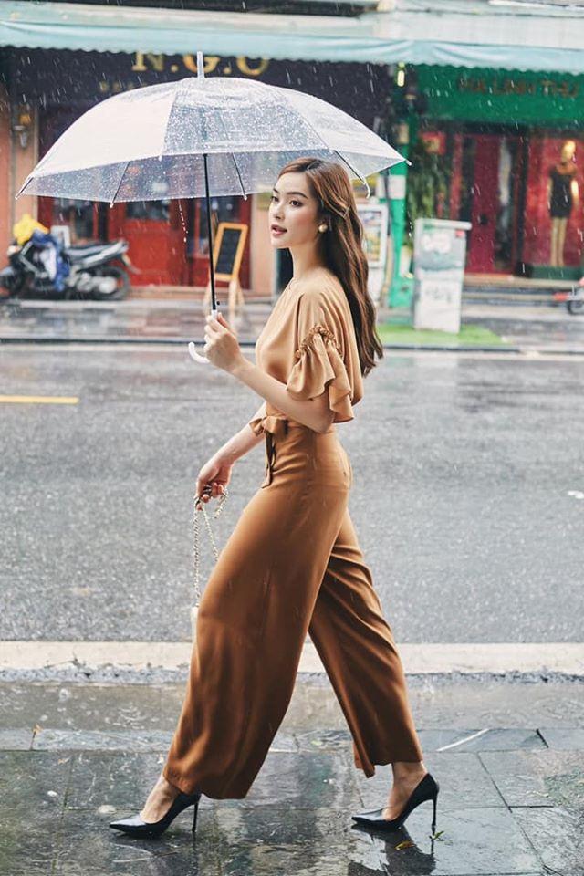 'Hot girl Wolrd cup' được chú ý ở Hoa hậu Việt Nam 2020 - Ảnh 9