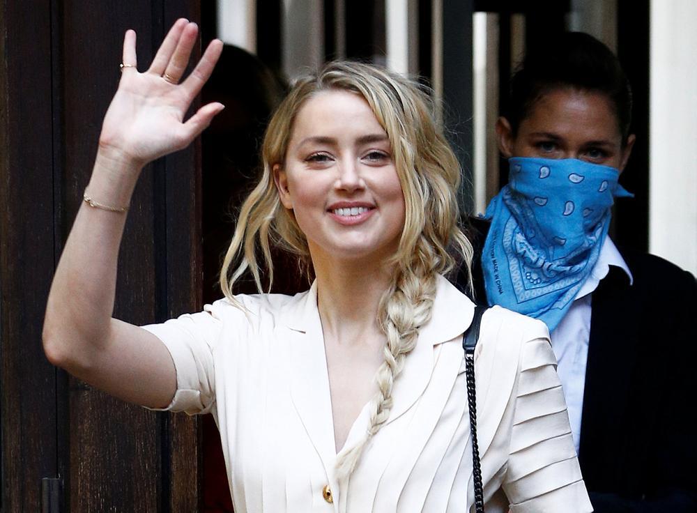 Amber Heard kể về 3 ngày bị Johnny Depp 'bắt làm con tin, dọa giết' - Ảnh 1