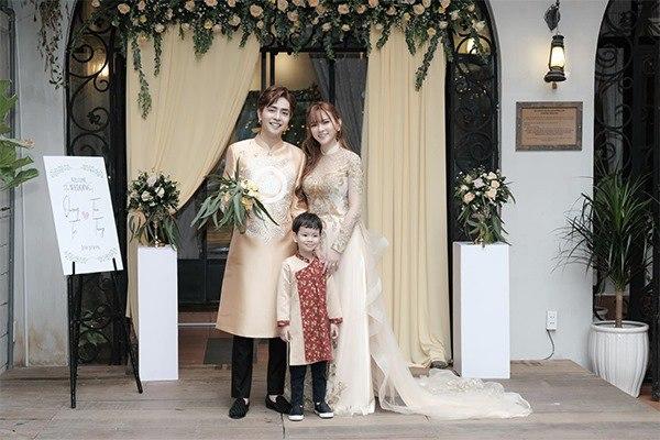 Cảnh nuôi con sau cưới chồng trẻ của Khánh Thi, Thu Thủy, Lê Phương: người nhàn tênh, người lao đao - Ảnh 4