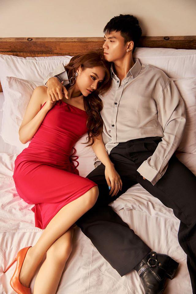 Bị miệt thị, các cặp đôi sao Việt bảo vệ nhau, chỉ có Hồng Đăng bức xúc nói câu này - Ảnh 1