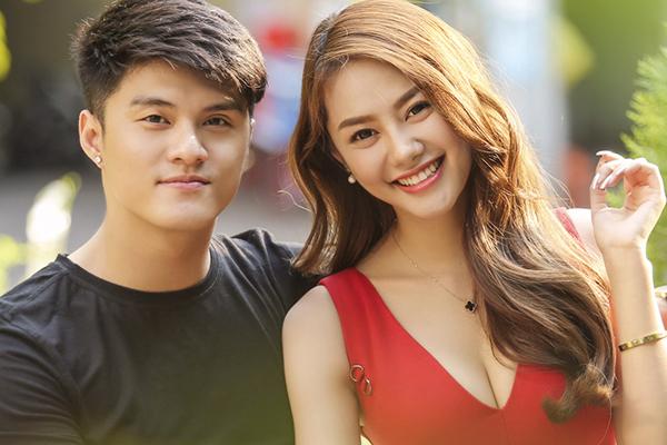 Bị miệt thị, các cặp đôi sao Việt bảo vệ nhau, chỉ có Hồng Đăng bức xúc nói câu này - Ảnh 2