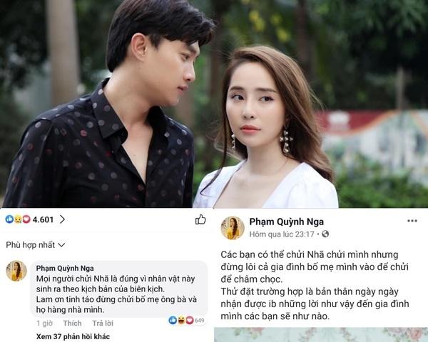 Bị ném đá vì vai phản diện, sao Việt nói gì - Ảnh 4