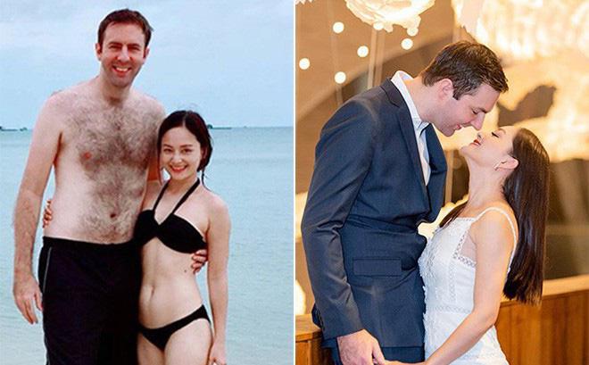 Top 3 ông chồng Tây chiều vợ thương con lại sở hữu nhan sắc cực phẩm của mỹ nhân Việt - Ảnh 1