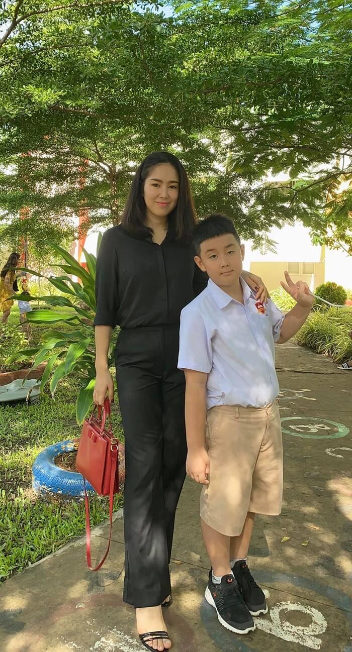 Sau khi chồng cũ Quách Ngọc Ngoan tiết lộ có con gái 8 tháng tuổi, Lê Phương liền có động thái gây chú ý - Ảnh 3
