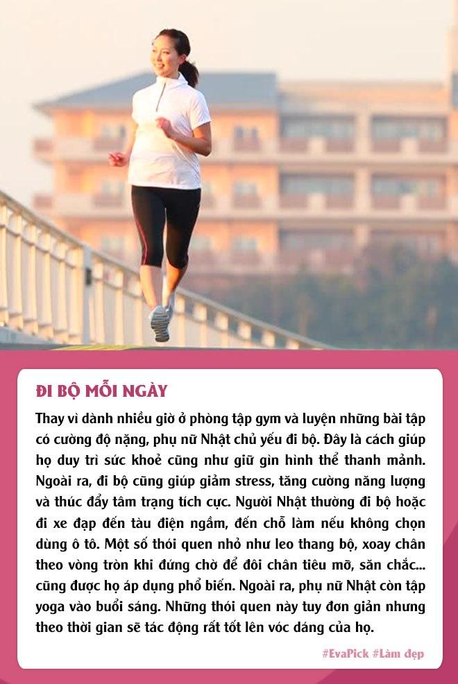 Phụ nữ Nhật rất ít tập thể dục nhưng dáng luôn thon thả: bí quyết đến từ 6 thói quen - Ảnh 6