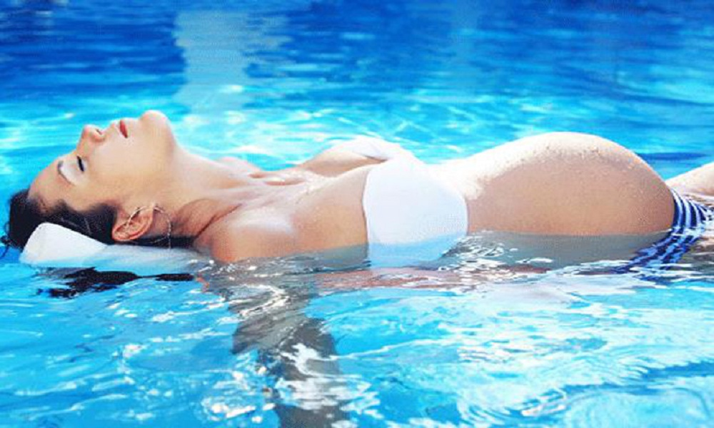 Tác dụng của bơi lội với phụ nữ mang thai - Ảnh 1