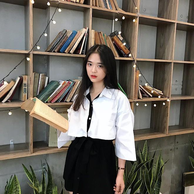 Hot girl Nguyễn Khuyến cười sương sương mà CĐM 'đổ gục' - Ảnh 9