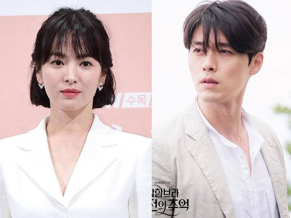 Lộ bằng chứng Hyun Bin và Song Hye Kyo đã dọn về sống chung? - Ảnh 1