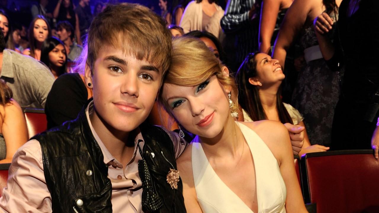 Justin Bieber và Taylor từng là chị em tốt của nhau