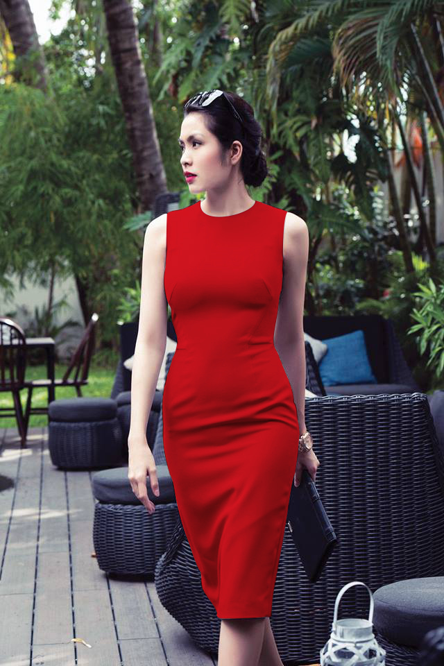 Tăng Thanh Hà xứng danh mỹ nhân không tuổi của showbiz Việt
