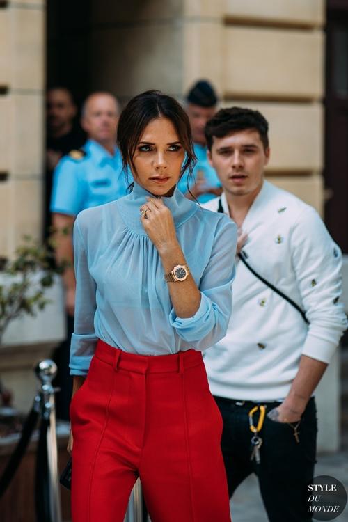 Những thiết kế tối giản cùng gam màu trang nhã biến Victoria Beckham trở thành một biểu tượng mặc đẹp thực sự