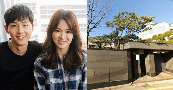 """""""Ngôi nhà hạnh phúc"""" của cặp vợ chồng Song-Song ở Itaewon"""