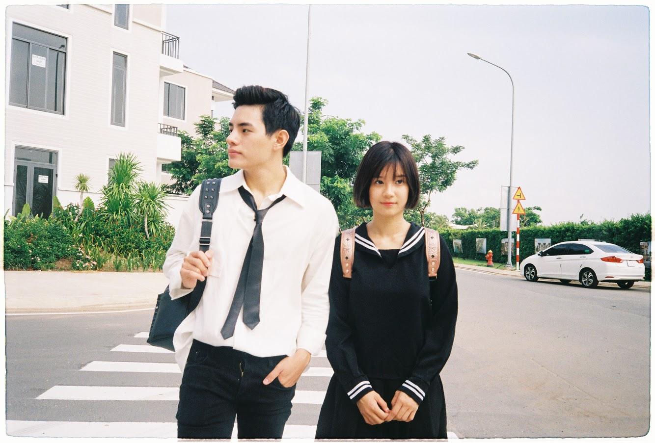 Hoàng Yến Chibi rung động chàng trai nhà bên trong MV mới - Ảnh 4