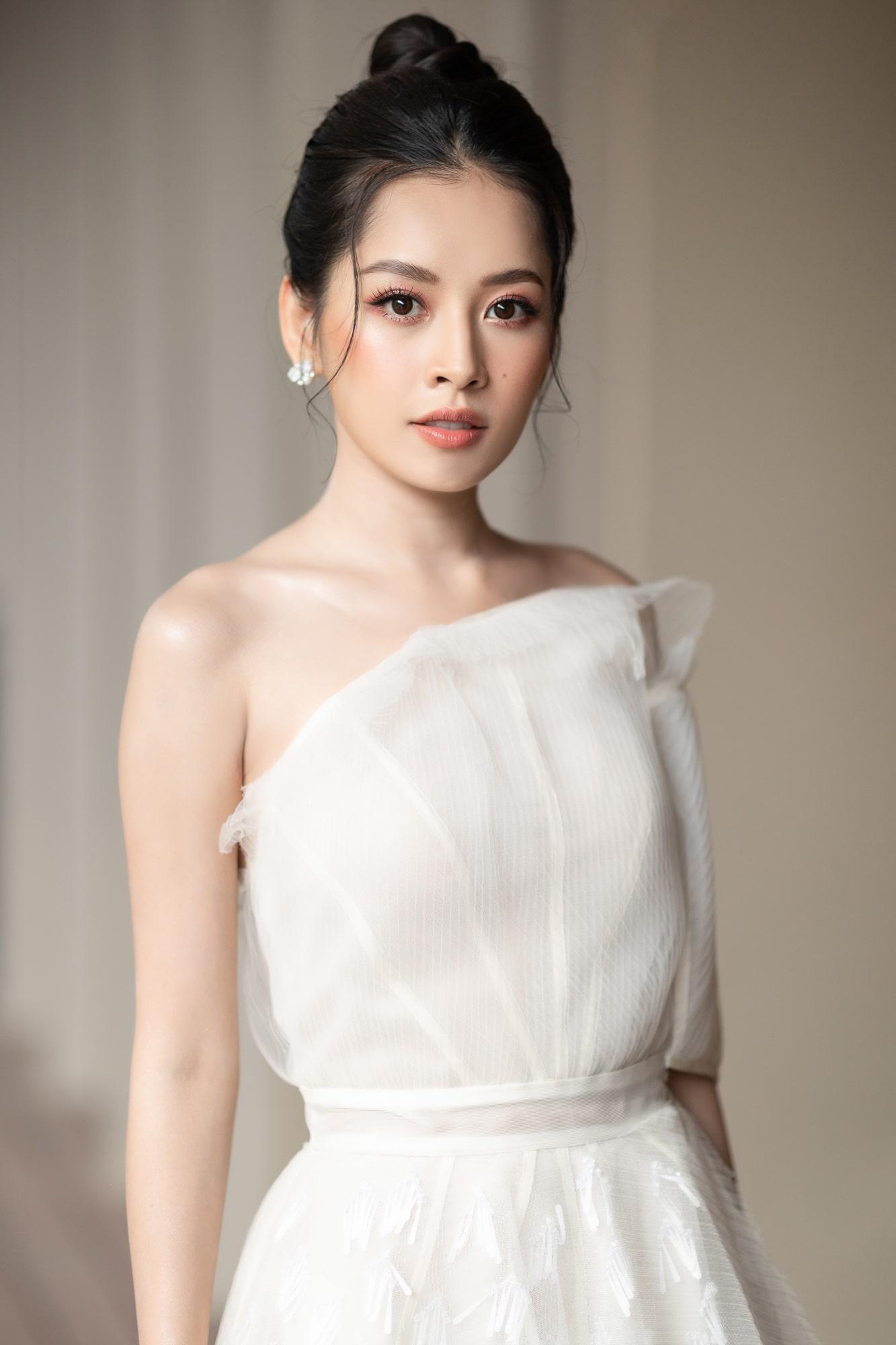 Chi Pu đẹp tinh khôi hóa cô dâu ngọt ngào - Ảnh 1