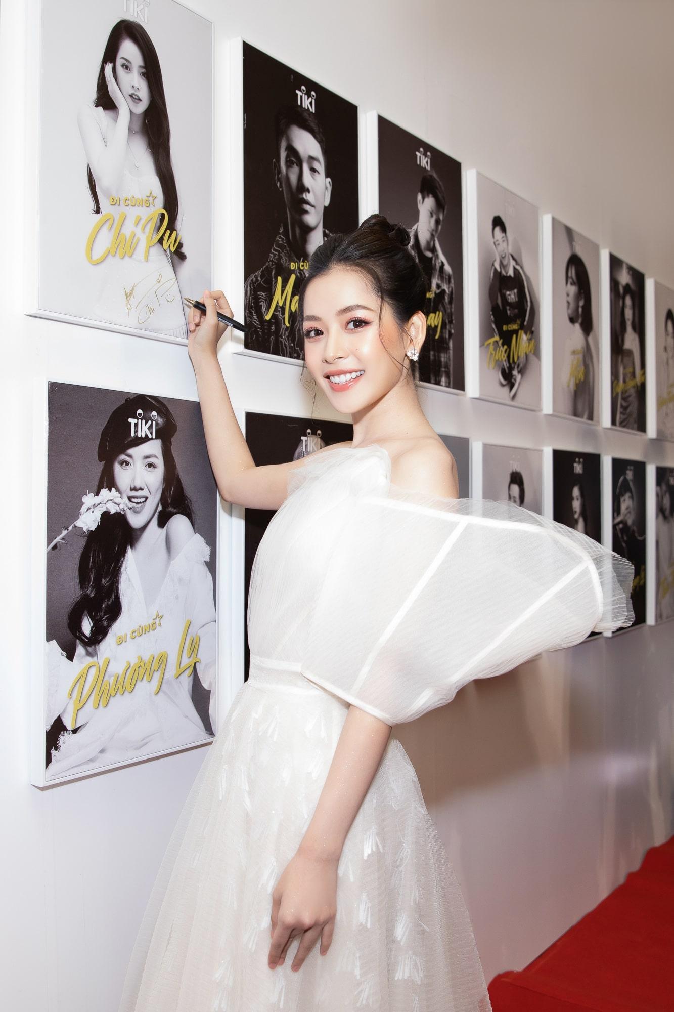 Chi Pu đẹp tinh khôi hóa cô dâu ngọt ngào - Ảnh 7