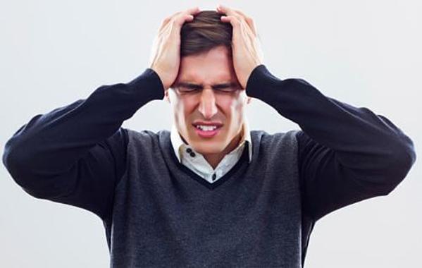 Đoán bệnh từ những cơn đau đầu - Ảnh 1