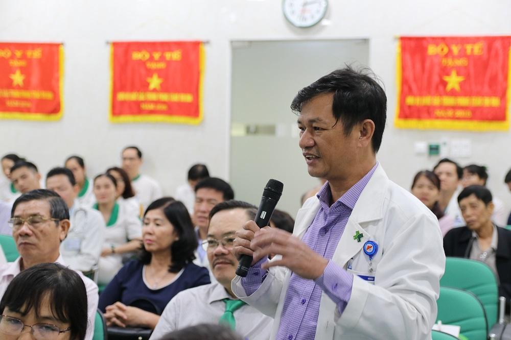Hội nghị khoa học bệnh viện năm 2019 dành cho nhân viên y tế  - Ảnh 1