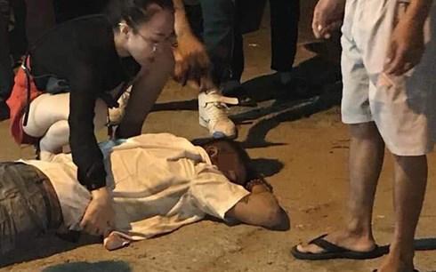 Vụ tài xế Mazda nã đạn rồi chèn xe qua người tài xế taxi: Đã tìm ra tung tích nghi can  - Ảnh 1