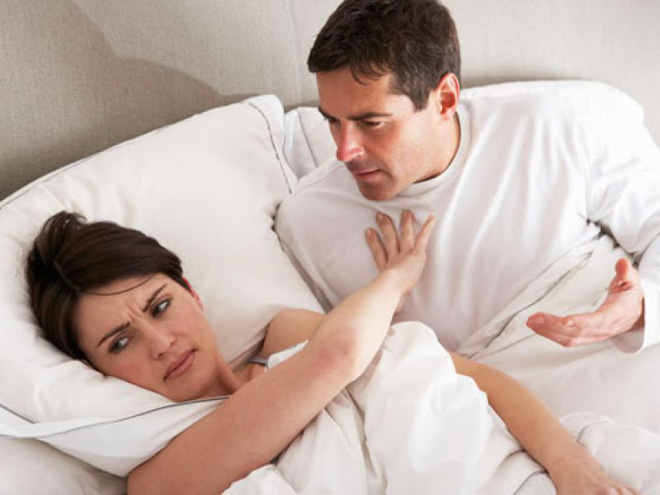 Tuyệt đối không quan hệ tình dục nếu bạn thường xuyên bị đau, chảy máu sau những