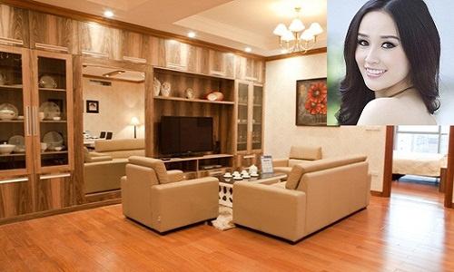 Mặc dù thường xuyên làm việc, quản lý nhà hàng ở TP HCM nhưng cuối năm 2013, Mai Phương Thúy mua thêm một căn hộ chung cư cao cấp trên đường Trần Duy Hưng (Hà Nội).