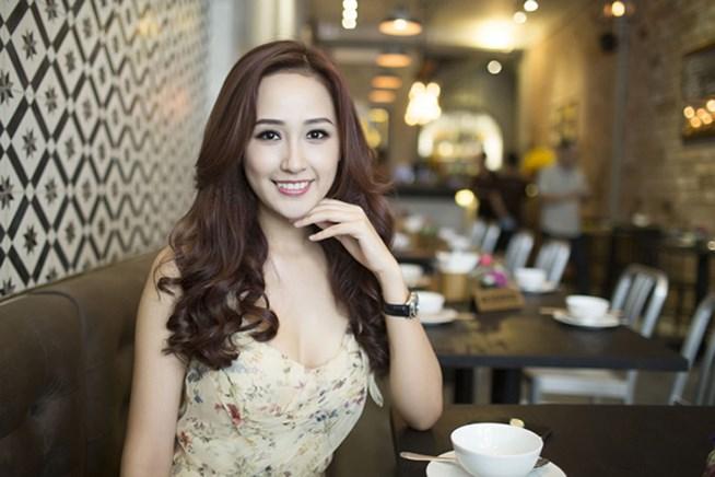 Không những vậy, Mai Phương Thúy còn là bà chủ mát tay khi kinh doanh nhà hàng.