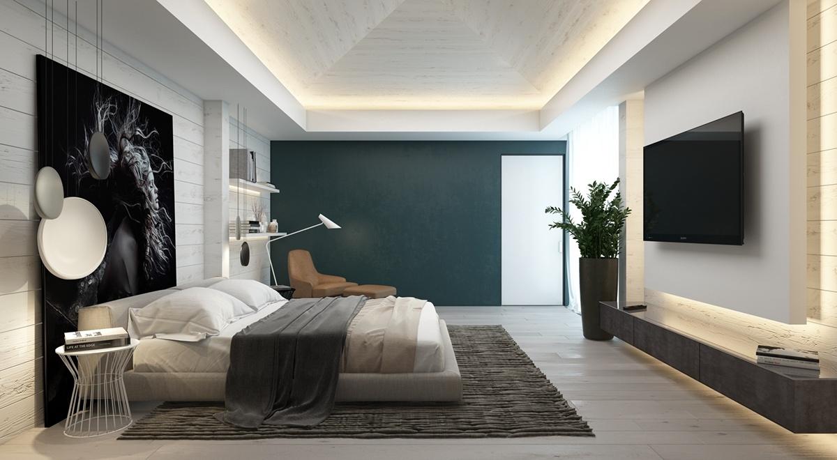 Những kiểu phòng ngủ độc đáo, sáng tạo - Ảnh 2