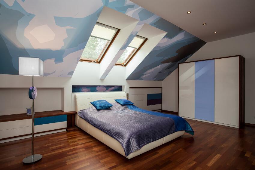 Những kiểu phòng ngủ độc đáo, sáng tạo - Ảnh 12