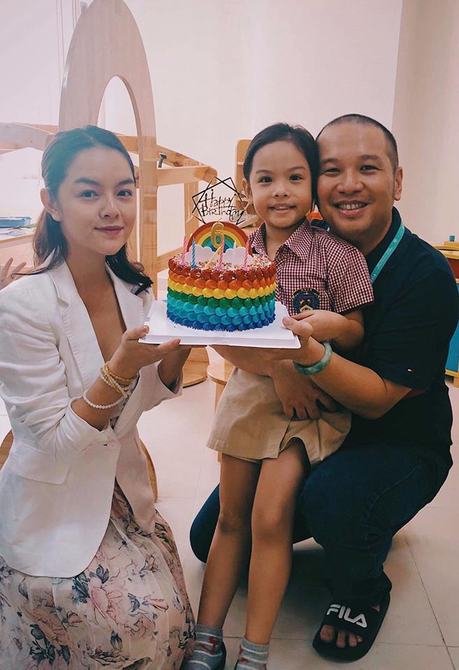 Quang Huy và Phạm Quỳnh Anh