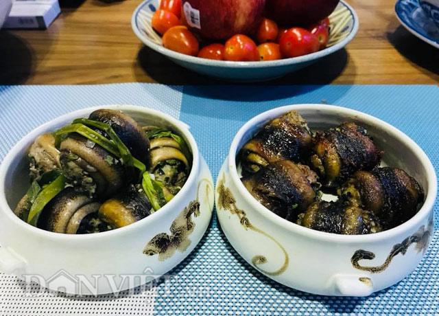 Tối nay ăn gì: Cách làm món lươn cuốn thịt rán thơm phức, bé ăn vừa ngon vừa bổ - Ảnh 2