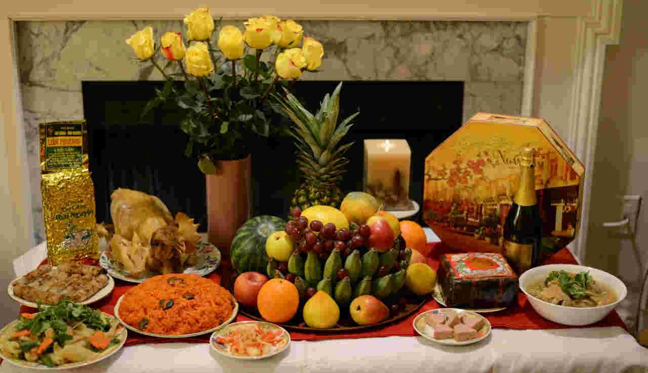 Lễ cúng giao thừa đón năm mới là nghi thức thiêng liêng của người Việt nói riêng và người Á Đông (lịch âm) nói chung