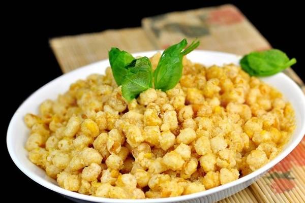 Cách làm ngô chiên vàng ươm, thơm phức, giòn rụm, ngon ăn đã miệng - Ảnh 3
