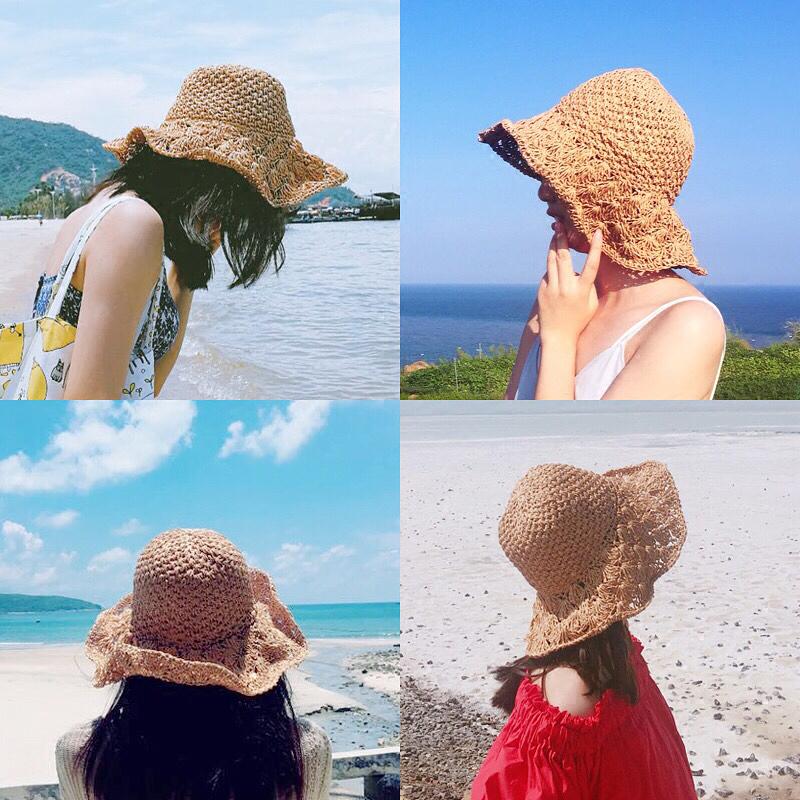 Mũ đi biển