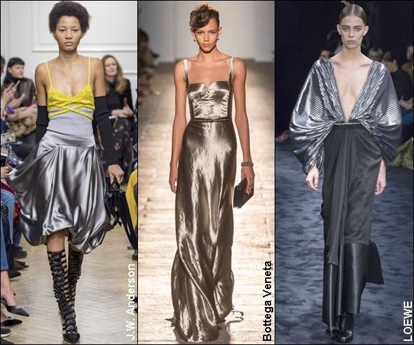 Chất liệu vải nước góp mặt trong các bộ sưu tập của  nhiều cái tên đình đám trong làng thời trang thế giới