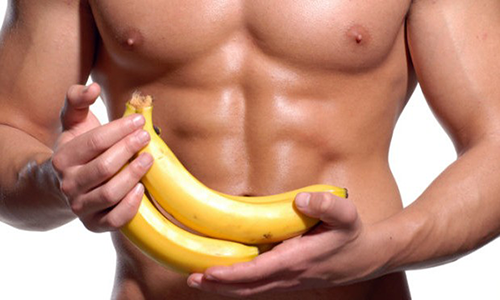 Ăn chuối là cách để đáp ứng cho những hoạt động thể lực kéo dài hàng giờ