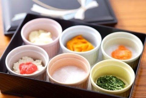 Phương pháp ăn dặm kiểu Nhật giúp mẹ có cái nhìn trực quan về chế biến rau củ quả sao cho phù hợp với khả năng ăn dặm của bé
