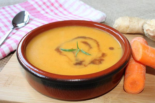 Bột cà rốt thịt bò