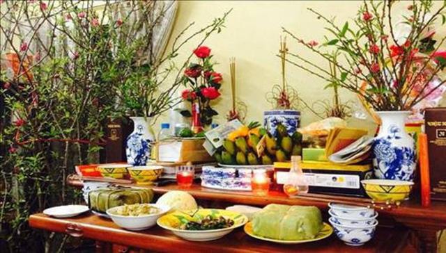Lễ cúng tạ đất cuối năm là nét đẹp truyền thống của mỗi gia đình Việt