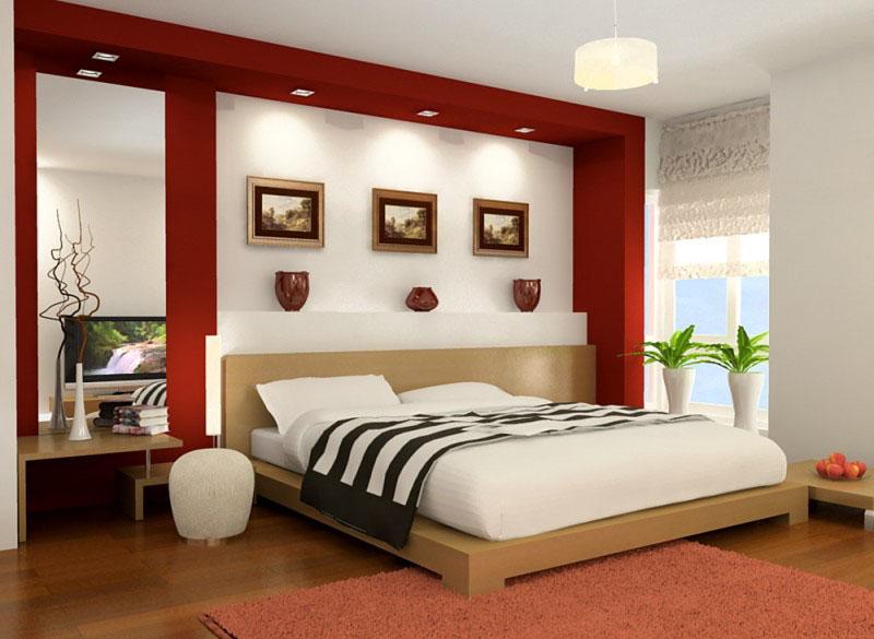 Đặt thảm trong phòng ngủ để lưu giữ thai khí hiệu quả