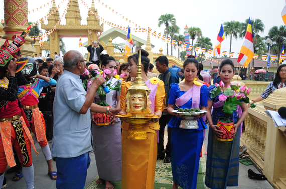 Tết cổ truyền Chol Chnam Thmay 2019 mang nhiều ý nghĩa quan trọng