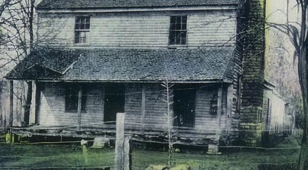 Hồn ma trong gia đình nhà Bell