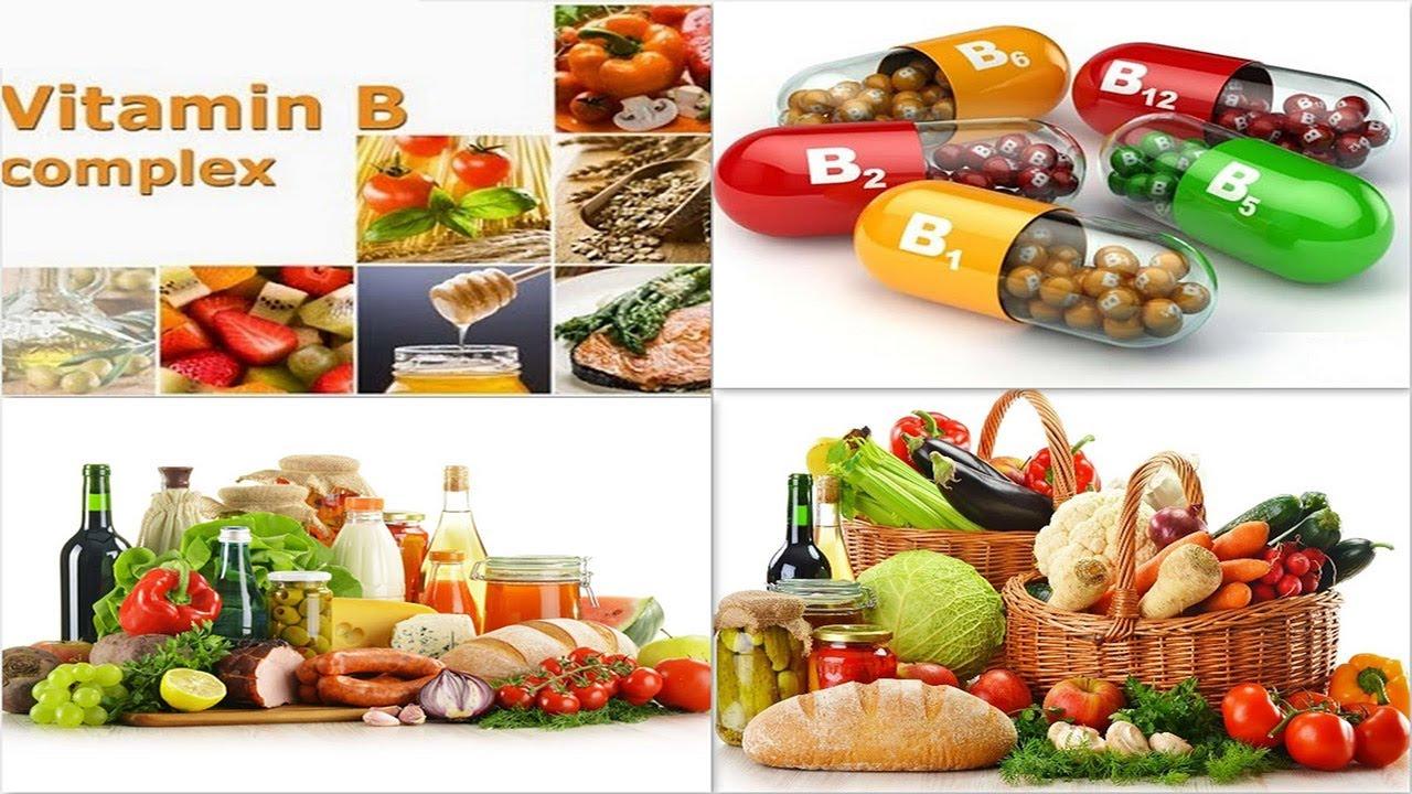 Vitamin B là  nhóm phức hợp bao gồm 8 loại vitamin B khác nhau có thể hòa tan trong nước