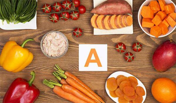 Vitamin A được xem là một loại thuốc tự nhiên trị mụn trứng cá cho da hiệu quả
