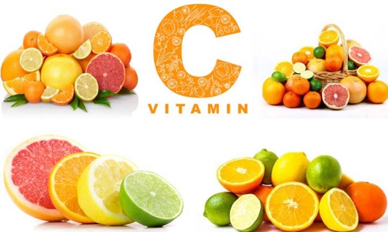 Vitamin C có công dụng điều trị mụn và chăm sóc làn da sau mụn