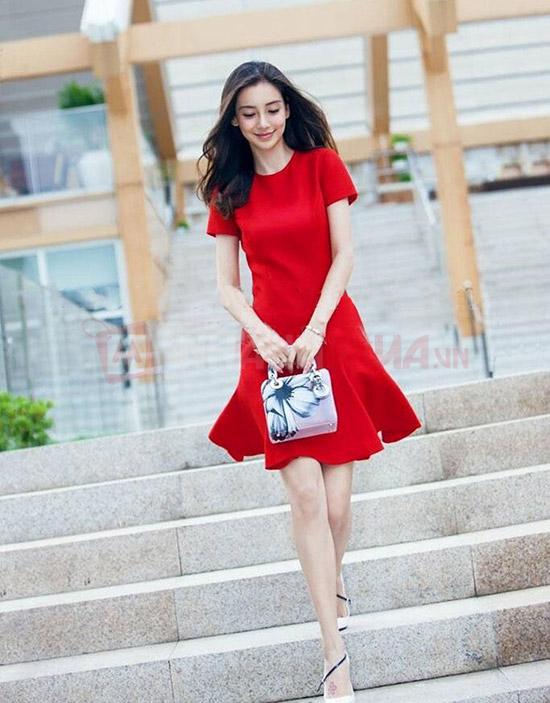 Màu đỏ là màu may mắn nhất của cung Bạch Dương