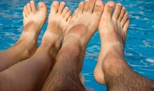 Bàn chân mang những nét cơ bản giúp đoán biết phần nào về tính cách và vận thế của một con người