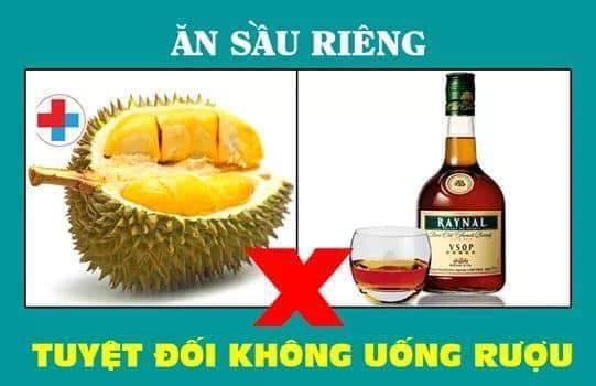 Bau 3 thang dau an sau rieng duoc khong 6