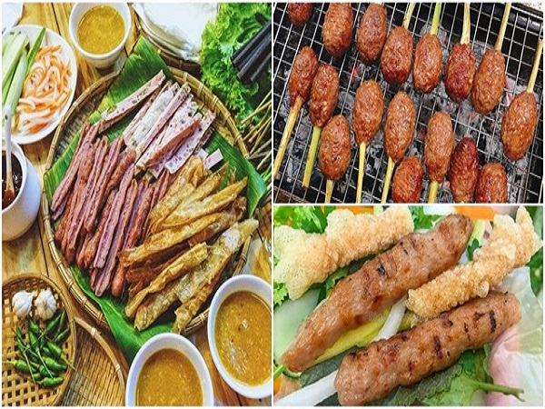 Huong dan cach lam nem nuong tai nha chuan vi mien Trung va mien Tay 5