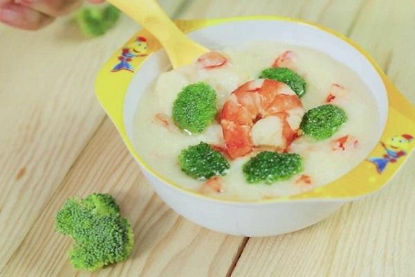 Tổng hợp những công thức nấu cháo cho bé ăn dặm thơm ngon bổ dưỡng ảnh 3