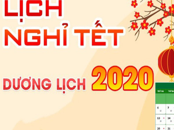 Tet duong lich 2020 duoc nghi may ngay
